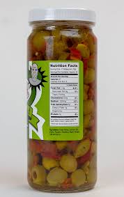 olive salad 3 pack 16oz jars