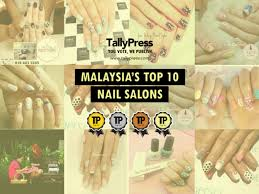 msia s top 10 nail salons