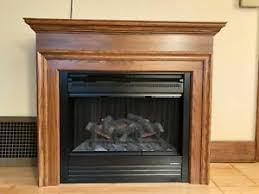heat glo 36 electric fireplace with