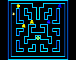 1280x1024px pacman game 95 31 kb