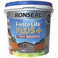 Fence Paint Garden Fence Paint Screwfix Com