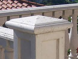 Laguna Precast Concrete Caps Product Prices Drawings And Information Concrete Wall Caps Finials Pilaster Newel And Post Caps