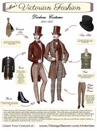 men s victorian costume and clothing guide