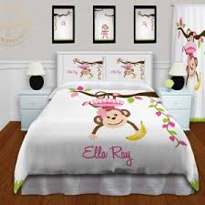 Monkey Curtains Kids Window Curtains Baby Room Decor Monkey Decorations 433 Eloquent Innovations