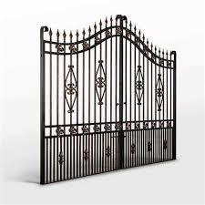 China Galvanized Iron Gate China Galvanized Iron Gate Manufacturers And Suppliers On Alibaba Com