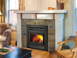 change or convert your wood fireplace