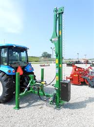 Self Contained Hydraulic Post Pounder Driver Wrag T660
