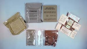 battlefield rations what troops have