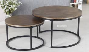 tieke nesting coffee table