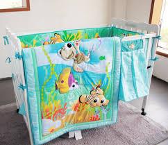 baby nemo 14 piece crib bedding set by