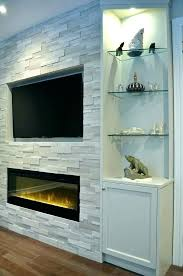 built in electric fireplace insert ins