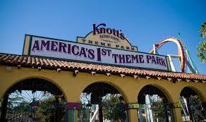 knotts berry farm theme park