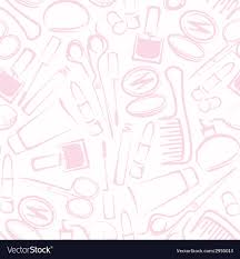 cosmetics royalty free vector image