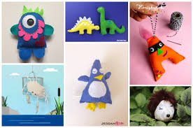 easy free stuffed toy patterns to sew