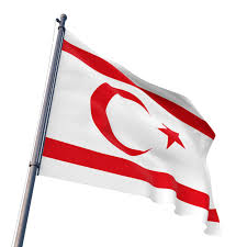 Kuzey Kıbrıs Türk Cumhuriyeti KKTC Devlet Bayrağı