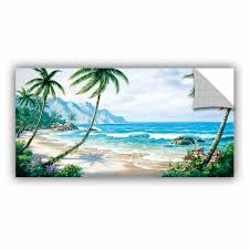 Artwall Paradise Wall Decal Wayfair