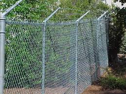 What Can I Do To A Chain Link Fence To Make It Dog Proof Home Improvement Stack Exchange