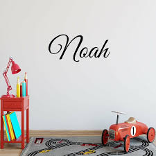 Zoomie Kids Humes Custom Name Personalized Wall Decal Reviews Wayfair