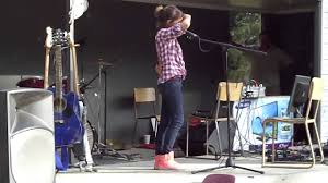"""Cotton Fields"""" (cover) Chasity Mcdonald - YouTube"""