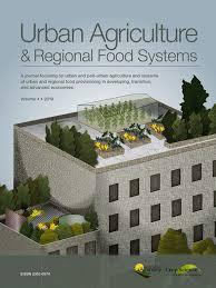 understanding urban food producers