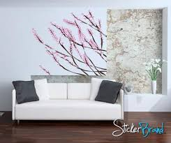 Vinyl Wall Decal Sticker Cherry Blossom Tree Ac125 Stickerbrand