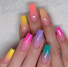 cute nails for easter spring nail