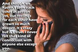 monthsary message for him long distance all about love quotes