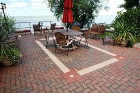 benefits of brick patios