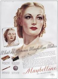 authentic 1940s makeup history and tutorial