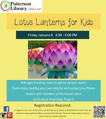 Lotus Lanterns For Kids Southeast Ny Patch