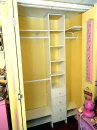portable closet home depot