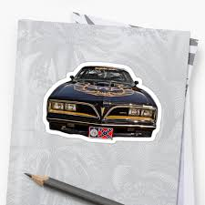 Smokey And The Bandit Decal Sticker Burt Reynolds Trans Am Car Window Laptop Auto Parts And Vehicles Car Truck Graphics Decals Magenta Cl