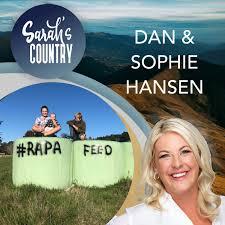 "Rural folk rally round"" with Dan & Sophie Hansen, Rapa Feed Run   Sarahs  Country on Acast"