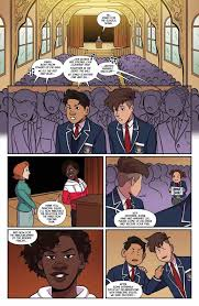 Comic Review Fence 12 Sequential Planet