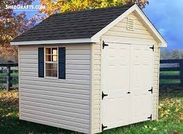free garden shed plans 2020