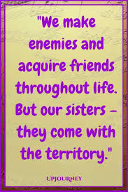 best sister quotes and sample messages in