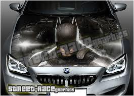 108 Bonnet Wrap Batman