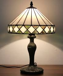 almeria 12inch tiffany lighting table lamp