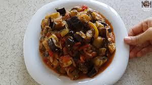 Şakşuka Tarzında Patlıcan Yemeği Tarifi - Ev Yemekleri Tarifleri -  Dailymotion Video