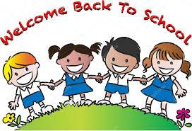 Welkom terug naar school — Stockfoto © wenpei #65742439