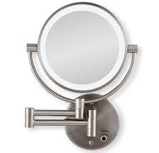 cosmetics the lighted makeup mirror