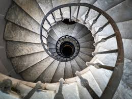 marble spiral staircase | High-Quality Architecture Stock Photos ...