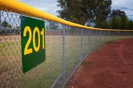 Fence Topper 250 Ft Baseball Pioneer Athletics