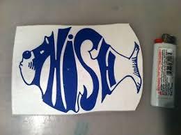 Phish Vinyl Sticker Ebay