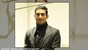 Prateik Babbar revisits 'Aarakshan' days with Amitabh Bachchan, calls it  'special memory'