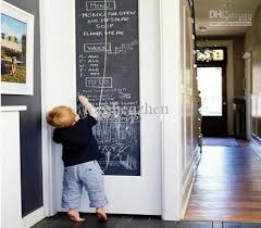 45x200cm chalkboard wall stickers