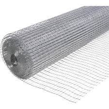 Do It Utility 48 In H X 25 Ft L 1x1 Galvanized Welded Wire Fence Connolly S