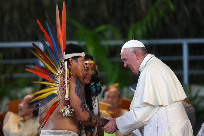 """Resultado de imagem para sinodo da amazonia"""""""