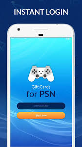 free gift cards for psn gift card