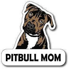 Pitbull Love Decal Sticker Dog Face Pit Bull Car Window Laptop Bumper 6 50 Picclick
